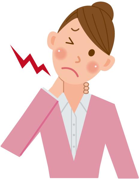 首の痛み | ご相談いただける症状 | 東京腰痛クリニック